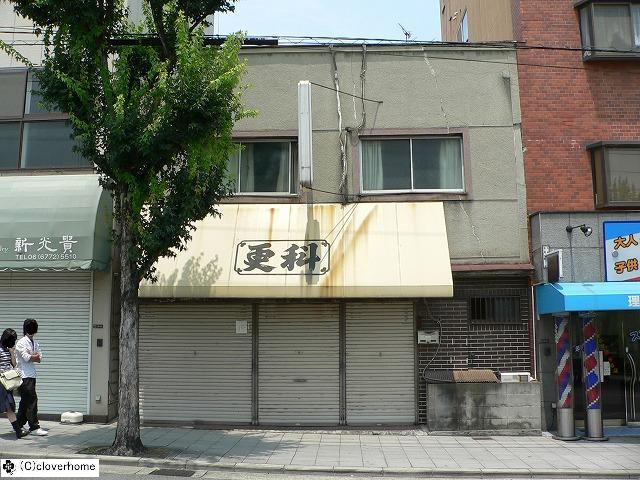「天王寺区烏ヶ辻2丁目 売地」 大阪環状線 桃谷 徒歩5分