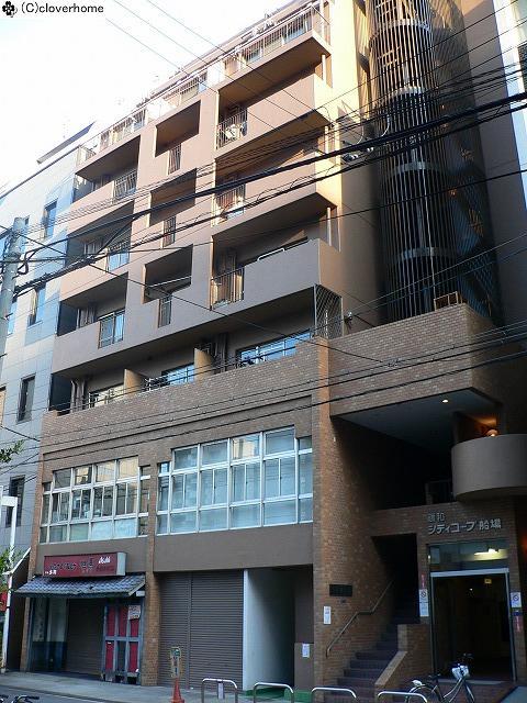 「藤和シティーコープ船場」 堺筋線 堺筋本町 徒歩3分