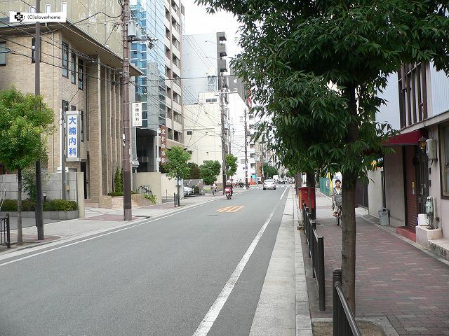 「ユニーブル靭公園」 千日前線 阿波座 徒歩3分