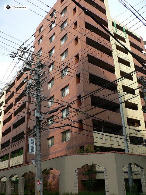 「エステムコート上本町アルティスクエア」 近鉄大阪線 なんば 徒歩3分