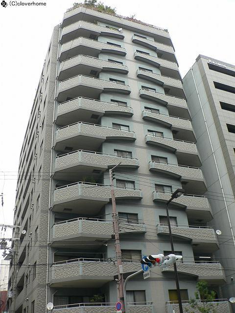 大阪市中央区、中古マンション、レジオン本町通ベルージュ