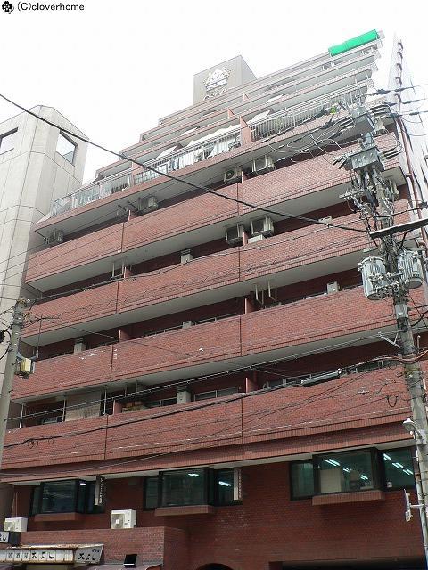 大阪市中央区、収益マンション、GSハイム船場