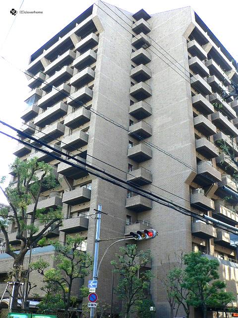 大阪市中央区、中古マンション、朝日プラザ心斎橋